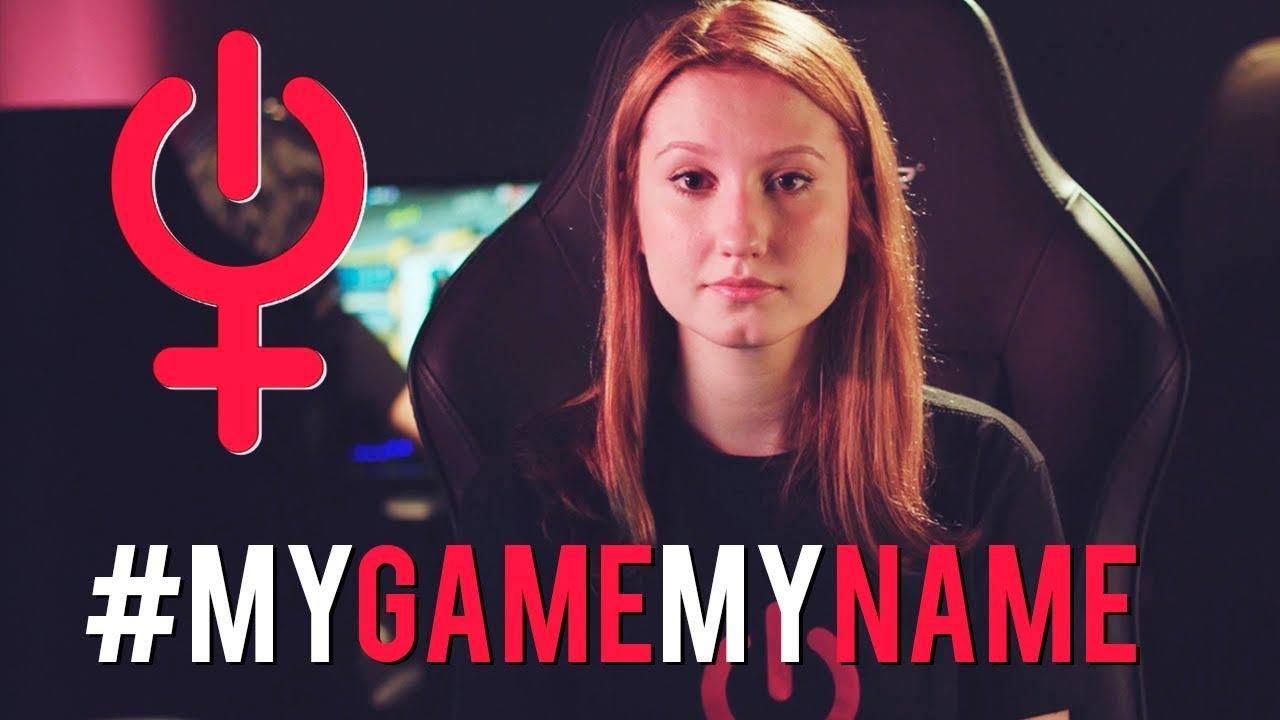 [GAMES] #MyGameMyName: Dando voz para aquelas que já perderam seus nomes