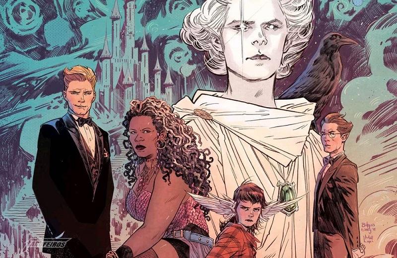 [NOTÍCIA] Sandman retornará com 4 novos títulos e terá arte da brasileira Bilquis Evely!