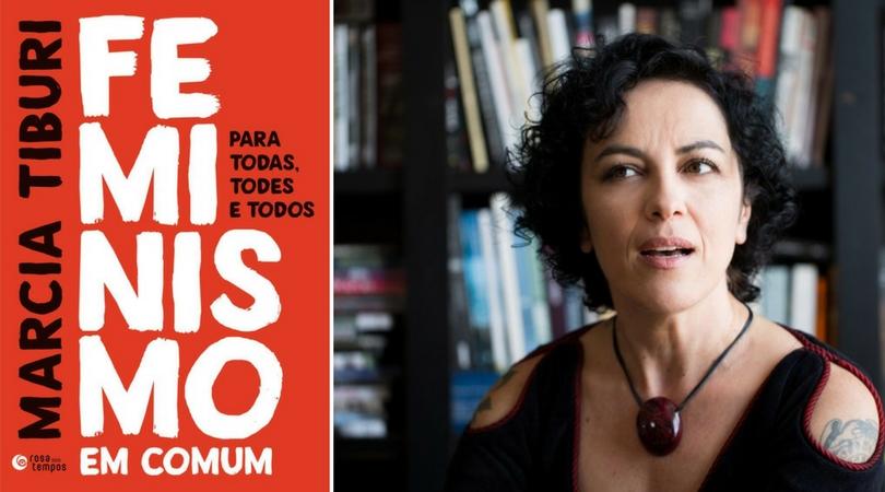 [LIVROS] Marcia Tiburi reinaugura o selo Rosa dos Tempos e reafirma o empoderamento através da união