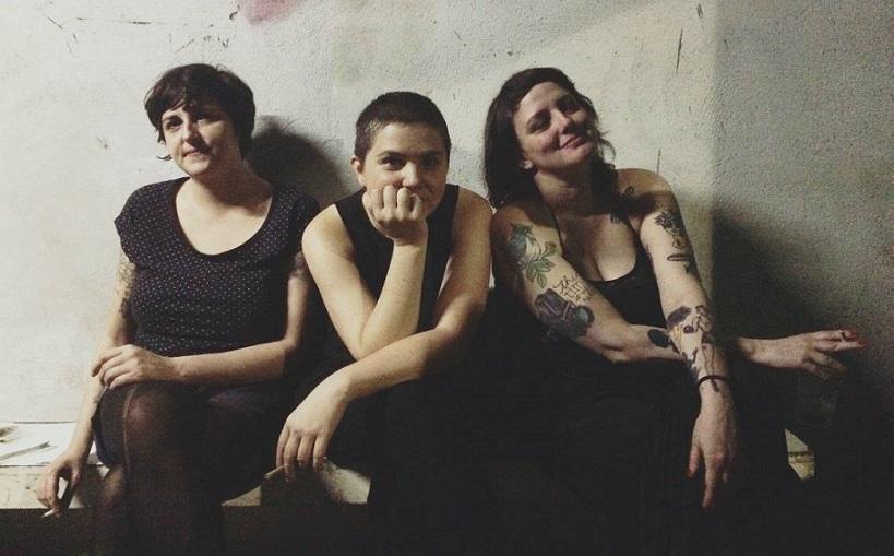 """[MÚSICA] Com influência do riot grrrl, o trio """"Weedra"""" apresenta EP de estreia e videoclipe"""