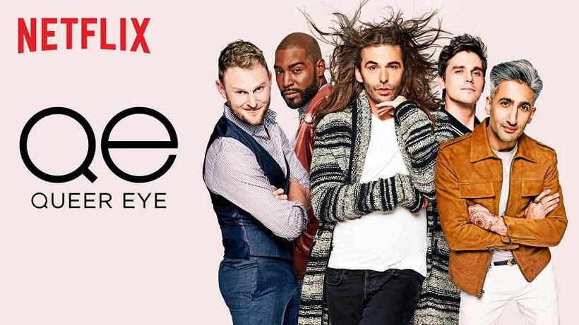 Queer Eye: como um reality show pode contribuir pela luta da igualdade de gêneros