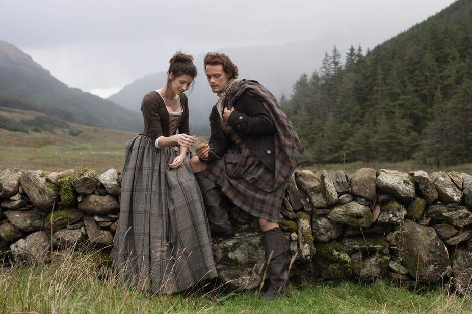 Porque Outlander é um romance feminista