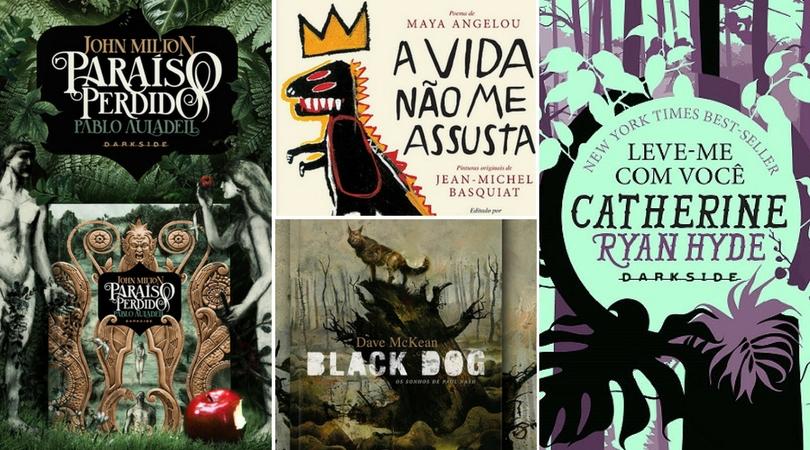 [LIVROS] 13 novidades da DarkSide Books chegando por aí!