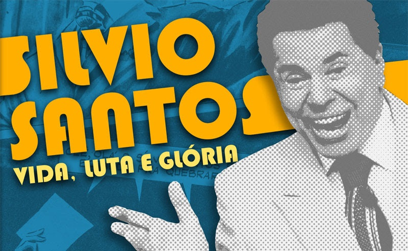 [QUADRINHOS] Silvio Santos ganha republicação de sua HQ biográfica