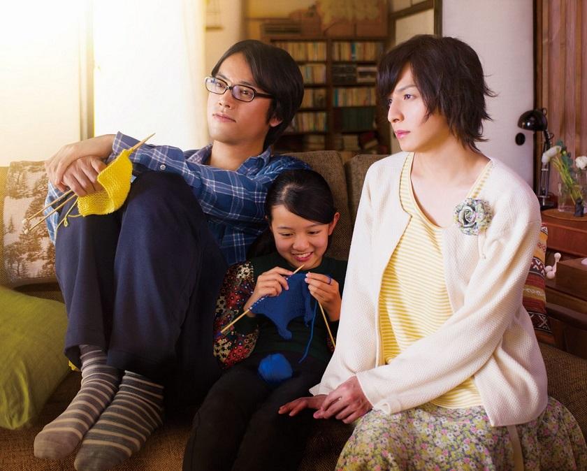 Entre-laços: Transgeneridade, homossexualidade, abandono afetivo e o cinema de Naoko Ogigami