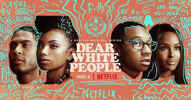 [SÉRIES] Dear White People – 2ª temporada: os pontos negativos no ativismo de minorias