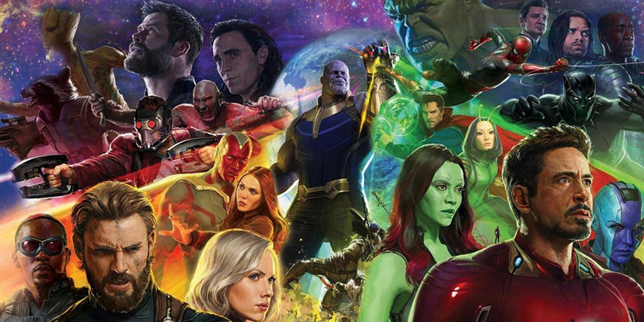 Vingadores: Guerra Infinita – um novo tipo de cinema de heróis