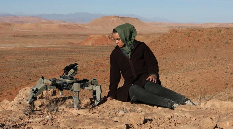 [CINEMA] Olhos no Deserto: um olhar sobre as relações interpessoais no futuro