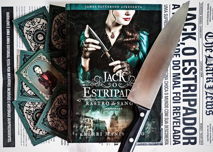 Rastro de Sangue – Jack, o Estripador: a releitura da lenda pela perspectiva feminina