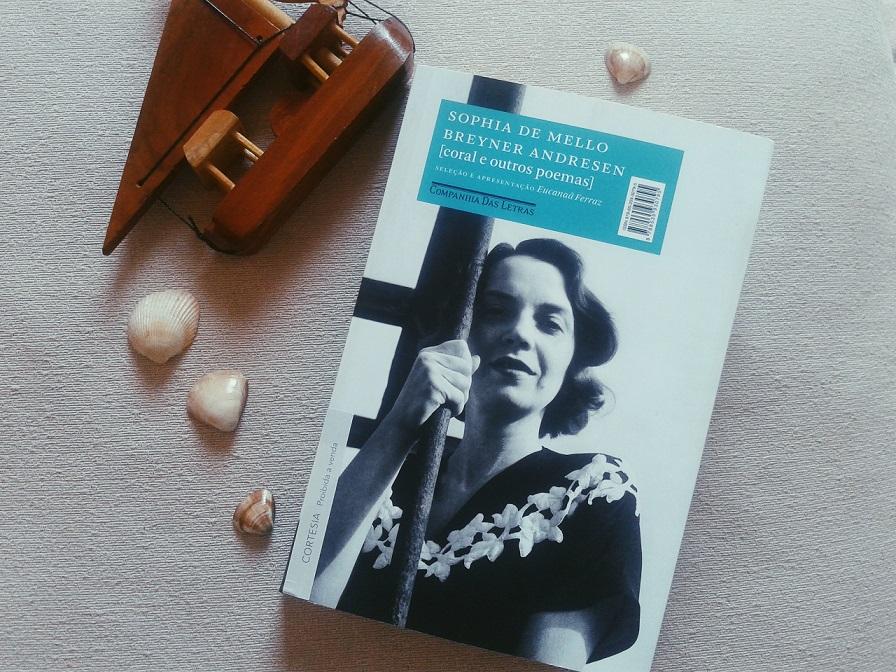 [LIVROS] Coral e Outros Poemas: A natureza feminina e pagã na obra de Sophia de Mello Breyner Andresen