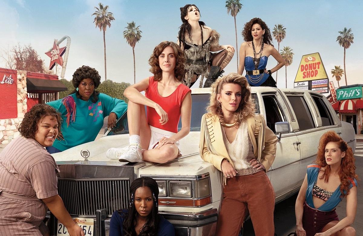 GLOW – 2ª temporada: Mulheres em novas faces de uma luta por liberdade