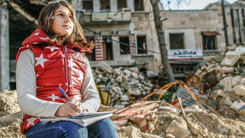O Diário de Myriam: uma história sobre guerra e esperança pelo olhar de uma garota