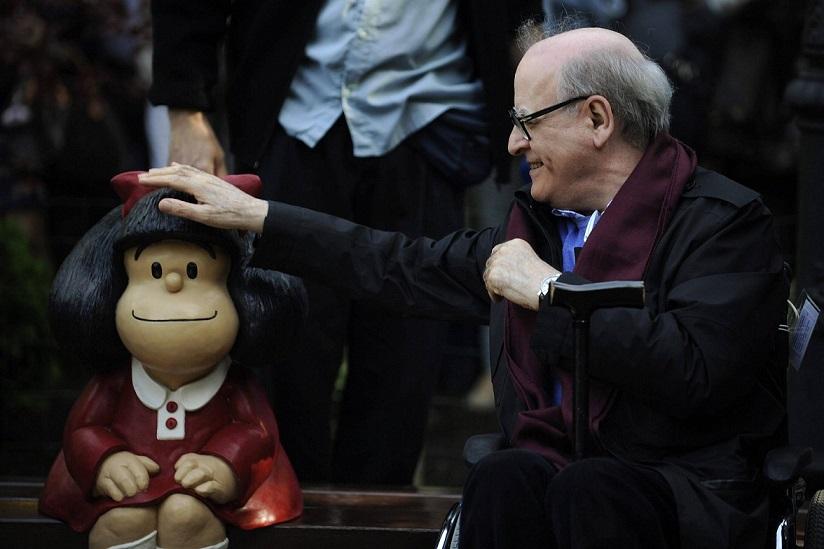 [NOTÍCIA] Mafalda, de Quino, foi usada em fake news contra a lei do aborto na Argentina