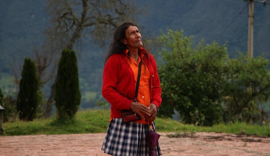 """[NOTÍCIA] """"Senhorita Maria: A Saia da Montanha""""   Conheça a personagem transexual do documentário colombiano"""