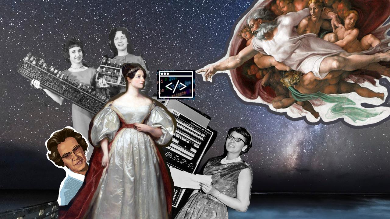 Ada Lovelace desafiou o machismo da sua época e se tornou a primeira programadora da história!