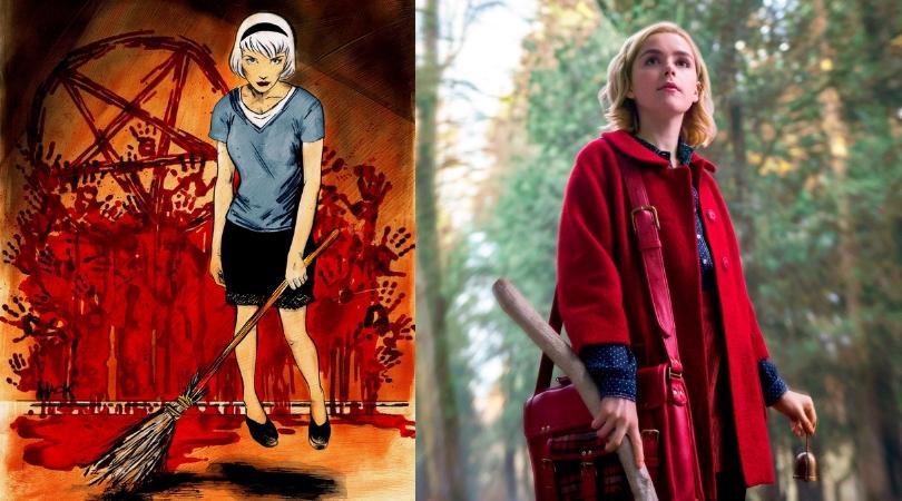 """[SÉRIES] O que podemos esperar de """"O Mundo Sombrio de Sabrina"""""""