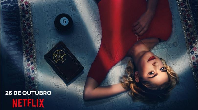 """[SÉRIES] Confira o trailer de """"O Mundo Sombrio de Sabrina"""""""