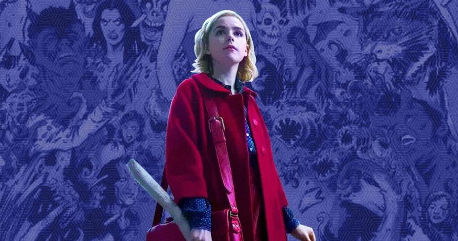 O Mundo Sombrio de Sabrina – 1ª temporada: situações macabras e o apoio feminino