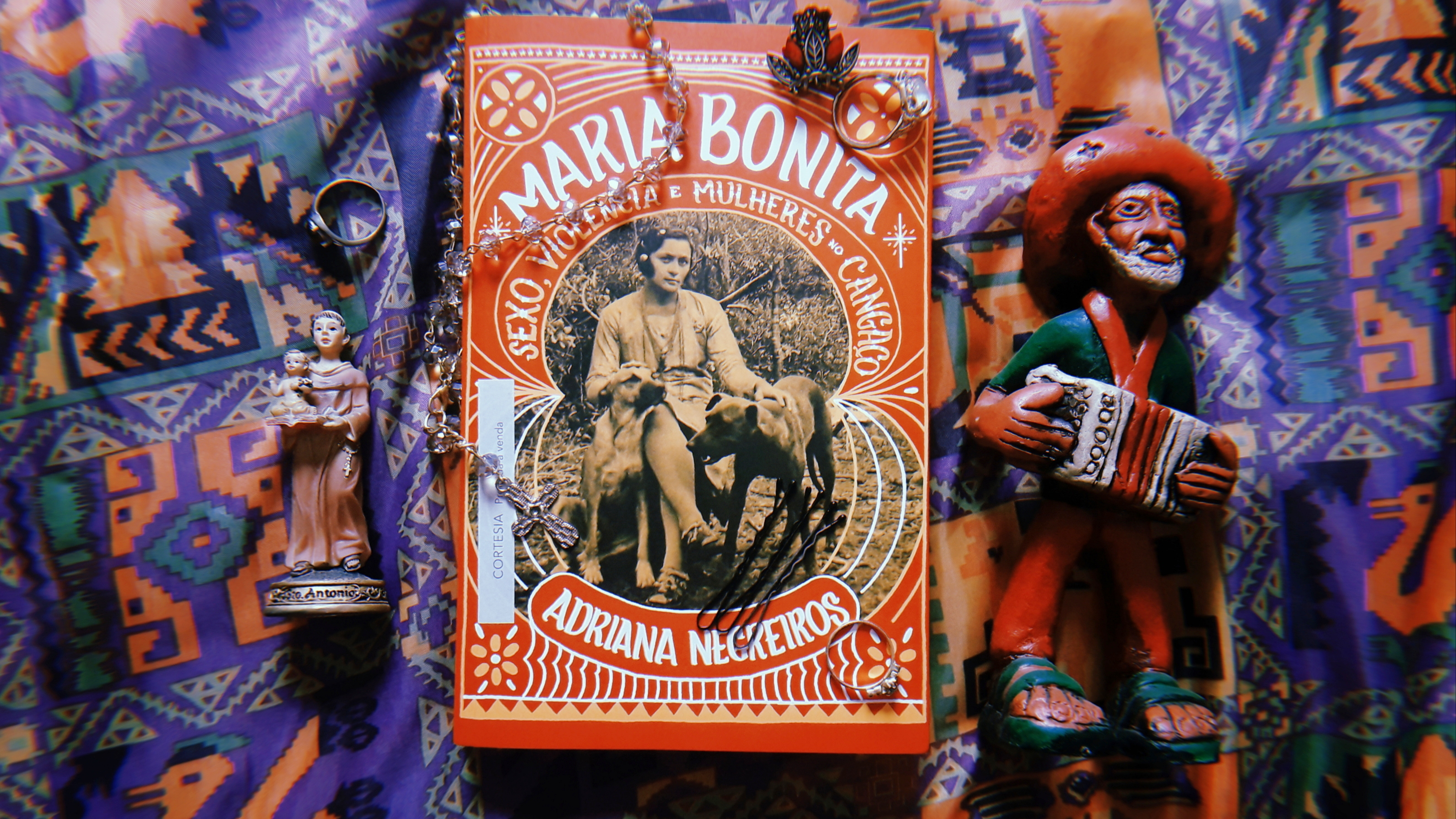 Maria Bonita: a força das mulheres nordestinas em meio ao cangaço