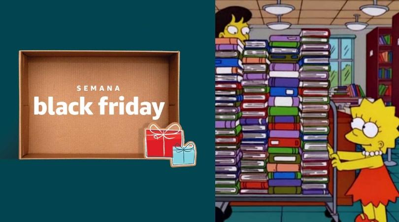 Livros escritos por mulheres que estão em oferta na Black Friday da Amazon!