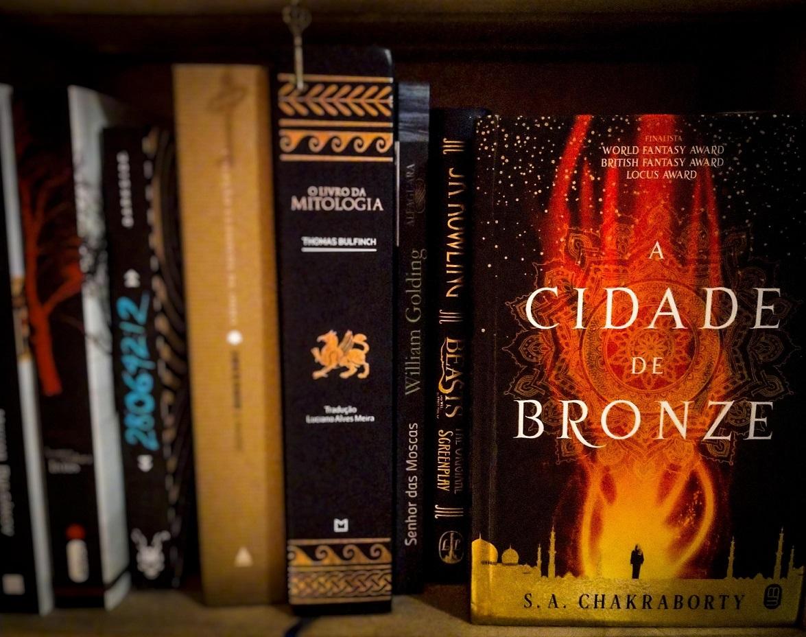 [LIVROS] A Cidade de Bronze: A intolerância na fantasia