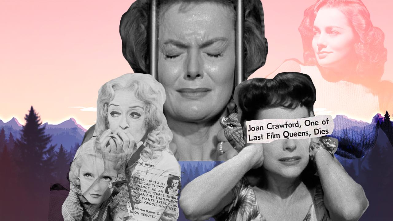 Grande Dame Guignol: sobre a violência que é envelhecer quando se é mulher