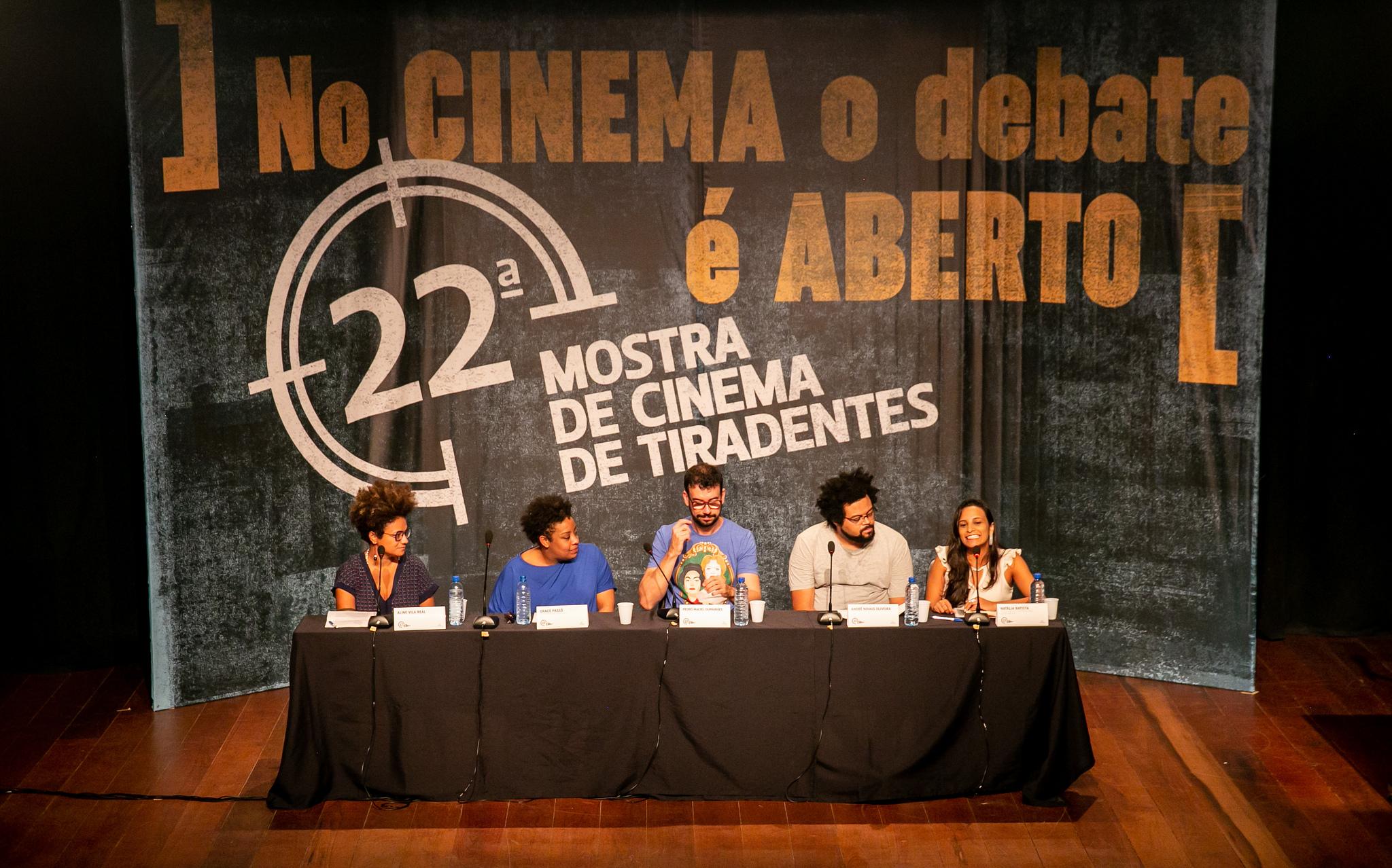[CINEMA] Pesquisadoras debatem sobre a carreira de Grace Passô na 22ª Mostra de Tiradentes