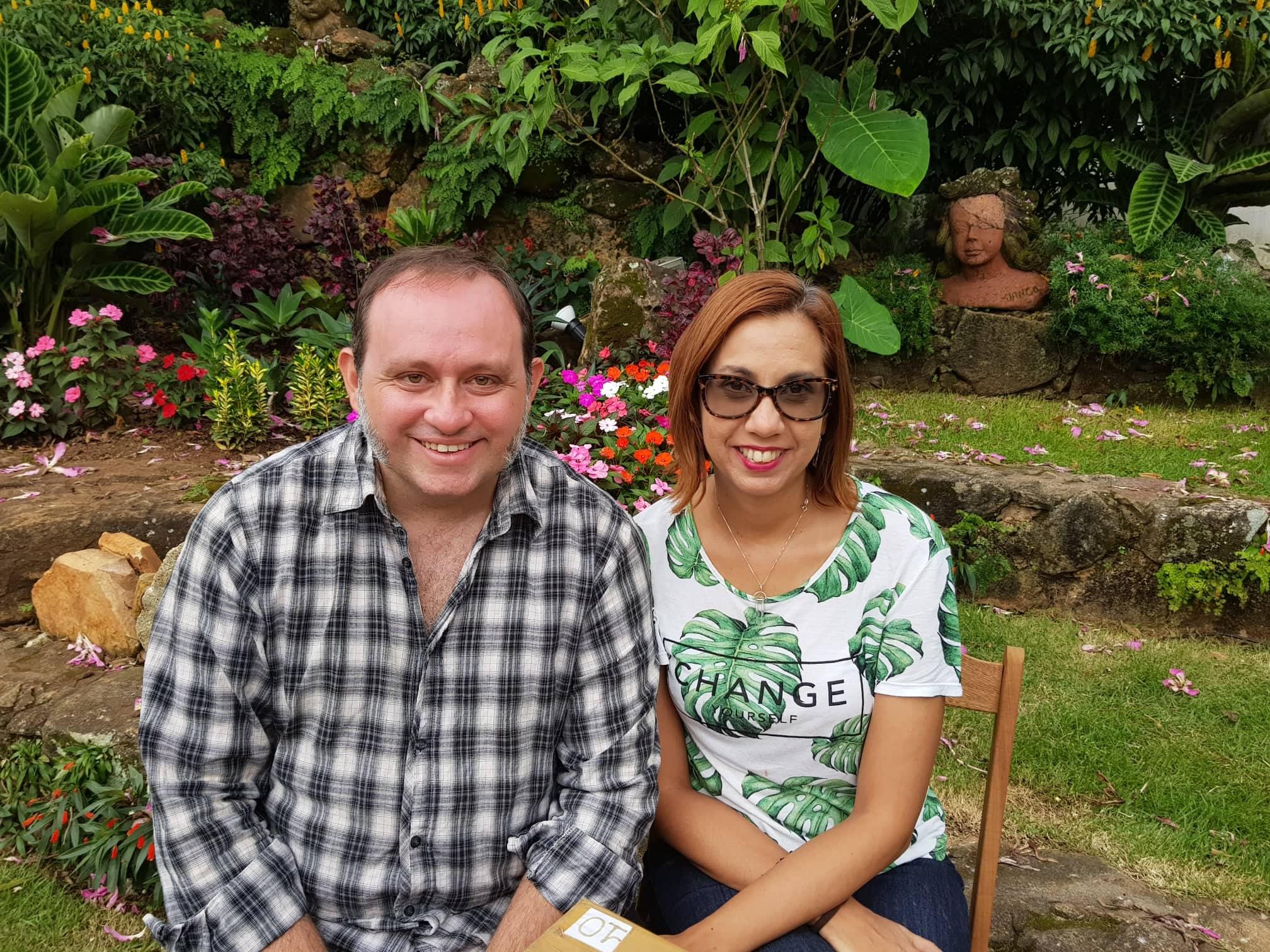 """[ENTREVISTA] Sabina Colares e David Aguiar falam de """"CURRAIS"""": filme sobre campos de concentração no Ceará"""
