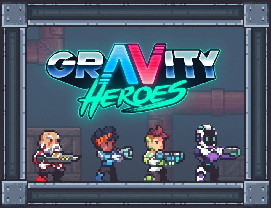 Gravity Heroes: saiba tudo sobre o novo jogo brasileiro de manipulação gravitacional!