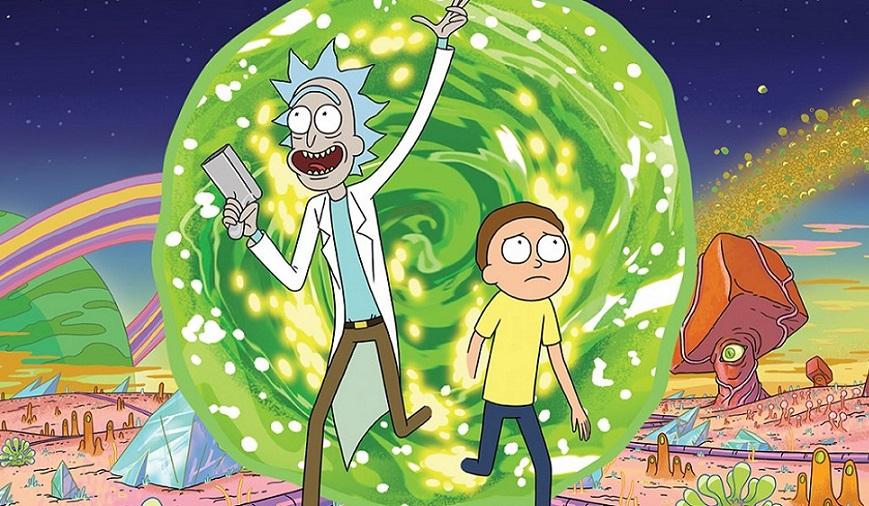 """Qual a questão com """"Rick e Morty""""?"""