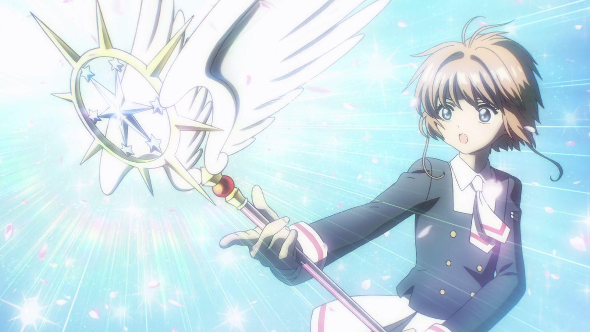 Sakura Clear Card-hen: A sequência que não sabíamos precisar!