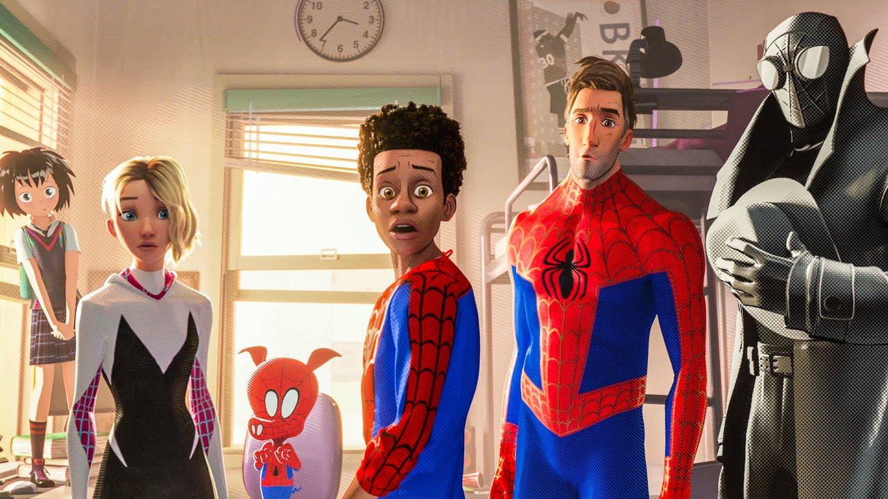 [CINEMA] Homem-Aranha: No Aranhaverso – apenas o melhor do ano! (sem spoilers)