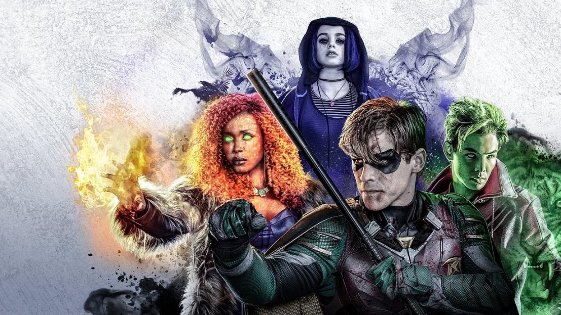 Titãs: um novo caminho para o universo televisivo da DC Comics