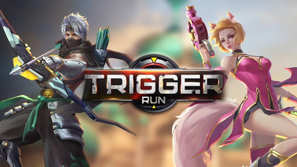 [GAMES] Trigger Run: Conheça o mais novo hero shooter brasileiro