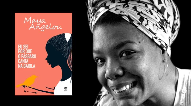 """[LIVRO] """"Eu Sei Porque O Pássaro Canta na Gaiola"""" é uma das primeiras autobiografias escritas por uma mulher negra"""
