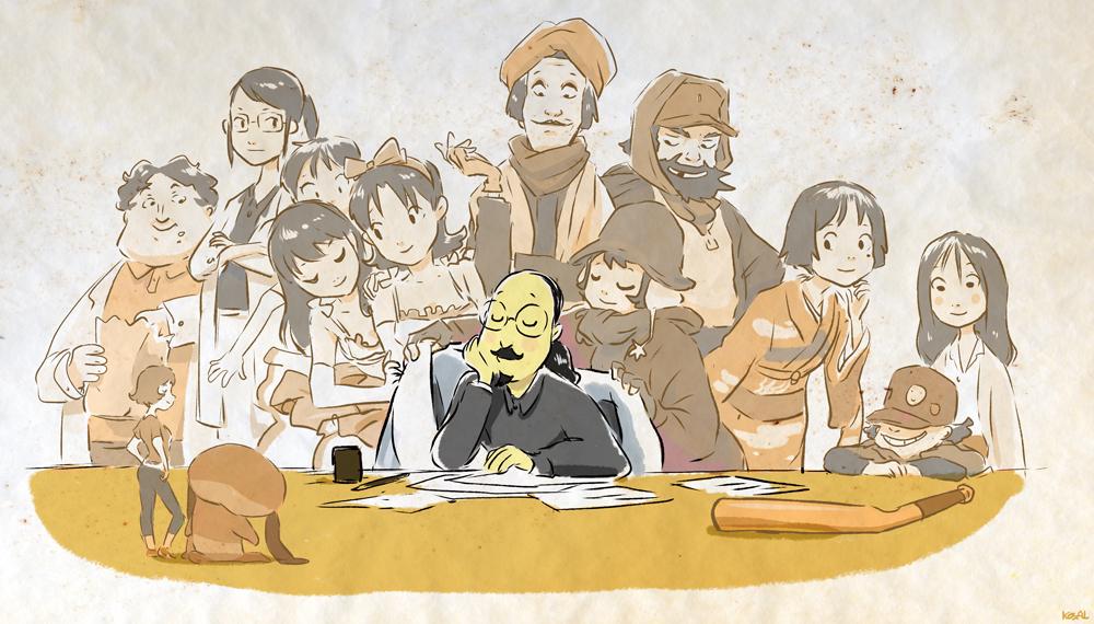 O complexo universo feminino nas animações de Satoshi Kon