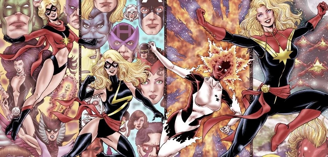 [CINEMA] Capitã Marvel: O que você precisa saber sobre Carol Danvers antes de assistir ao filme!