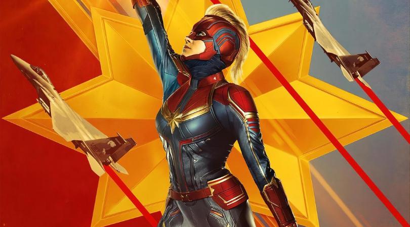 Capitã Marvel: o filme de super-heroína que qualquer garota queria e precisava!