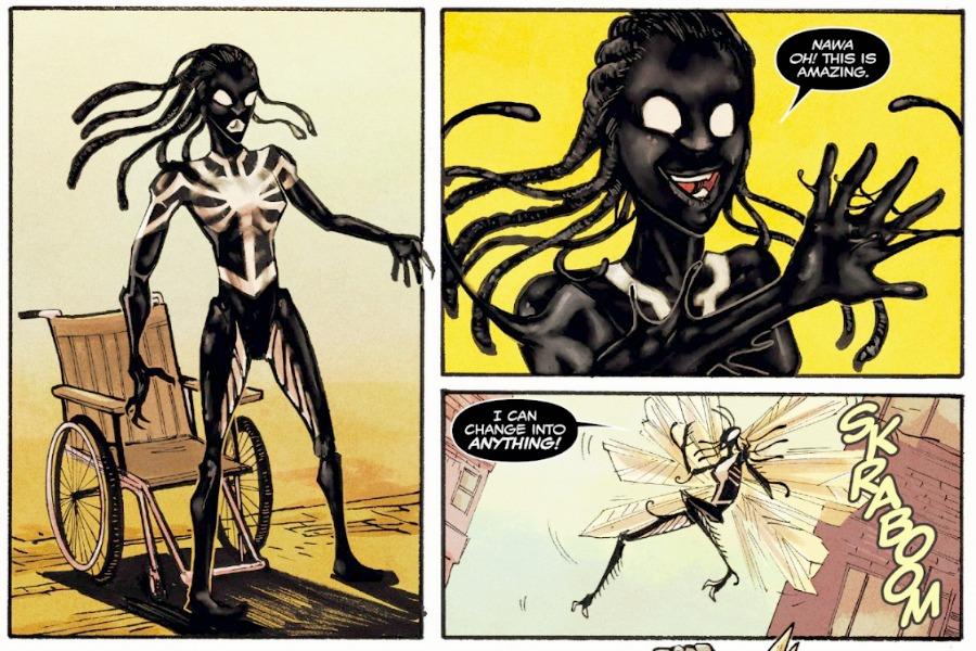 Cena de Venomverse