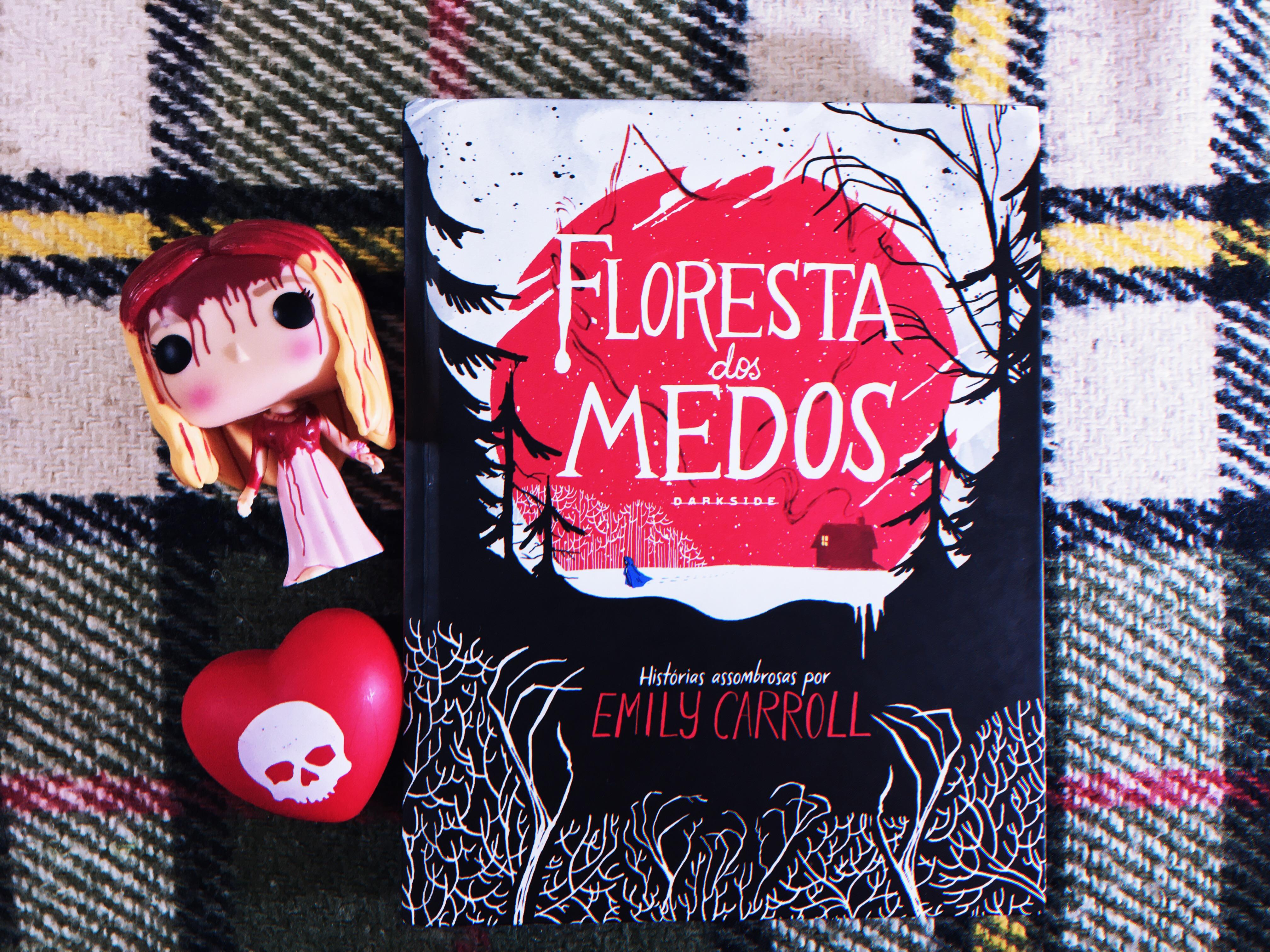 Floresta dos Medos: contos góticos sobre assombrações reais que nos cercam