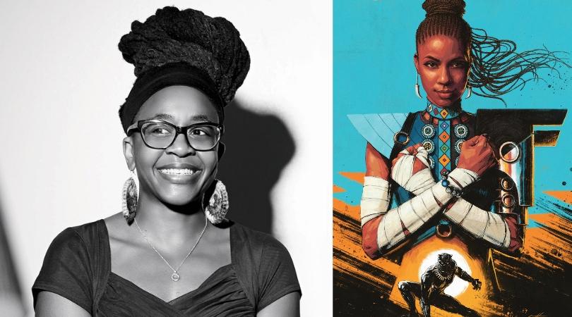 Mulheres nos Quadrinhos: Nnedi Okorafor