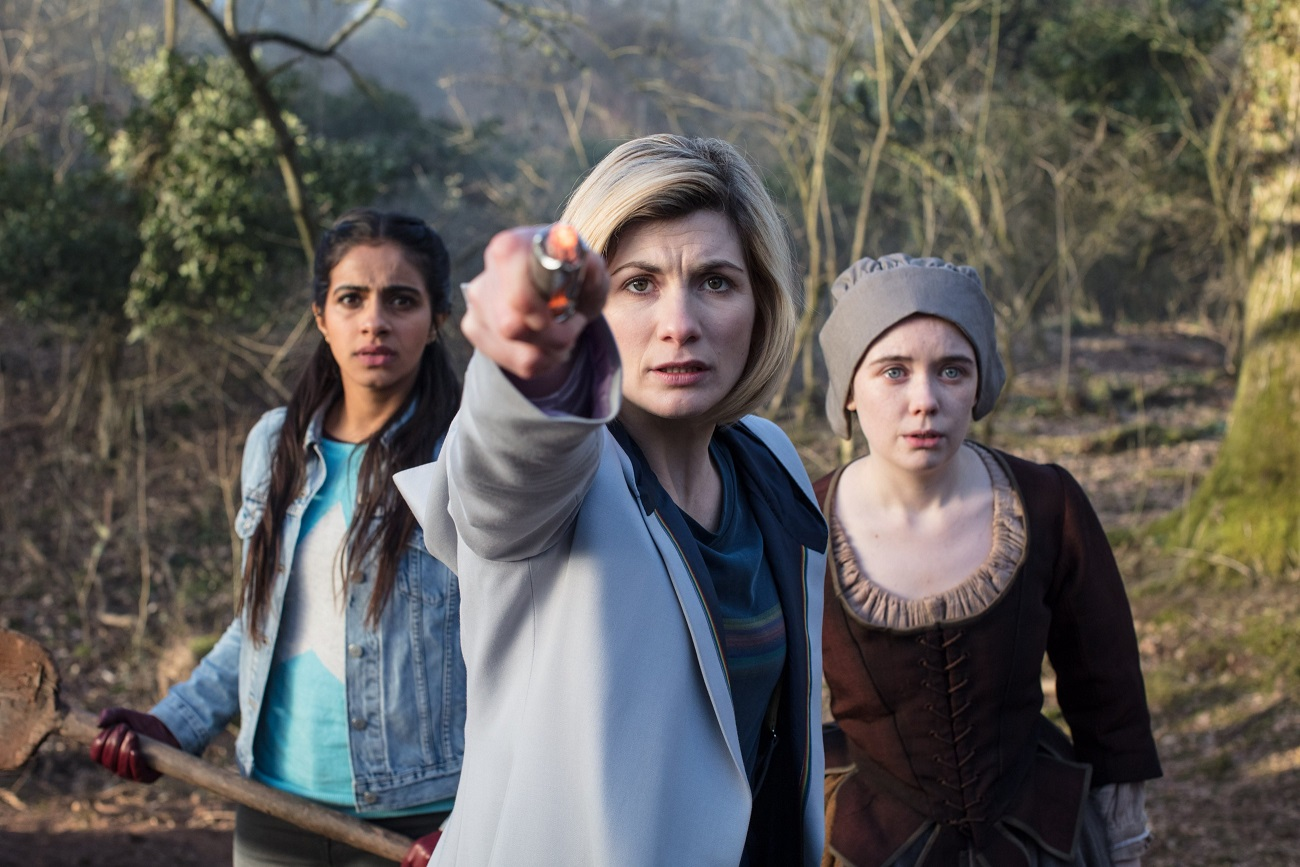 The Witchfinders, Doctor Who
