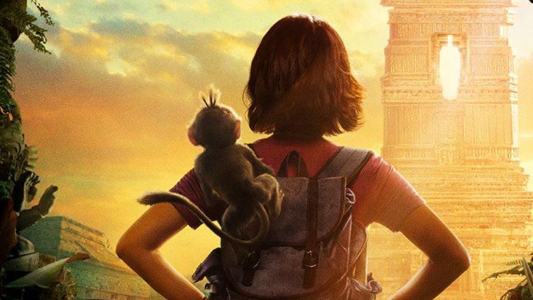 """[CINEMA] """"Dora e a Cidade Perdida"""" ganha cartaz e chega aos cinemas em 15 de agosto"""