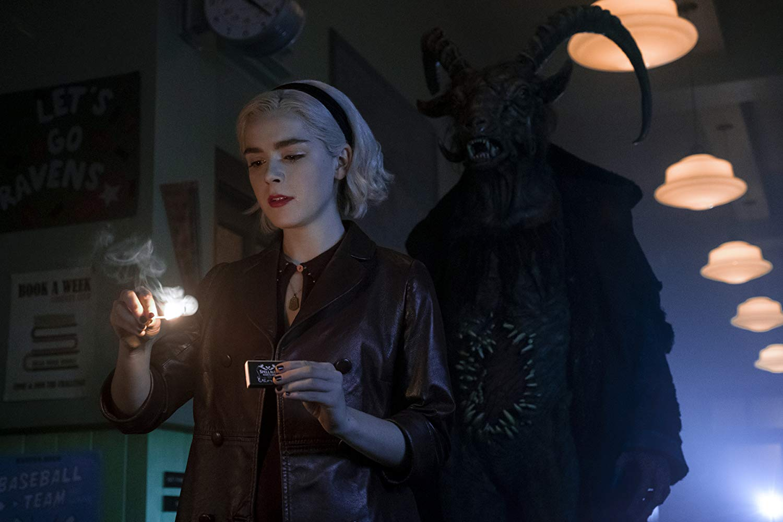 """Parte 2 de """"O Mundo Sombrio de Sabrina"""" é ainda mais sombria que a primeira!"""