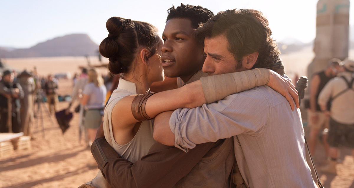 The Rise of Skywalker: impressões, expectativas e tudo o que sentimos com o teaser!
