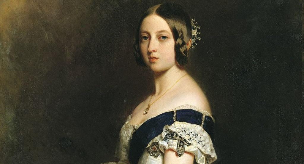 Vitória, a Rainha: a biografia da jovem rainha que comandou a Inglaterra