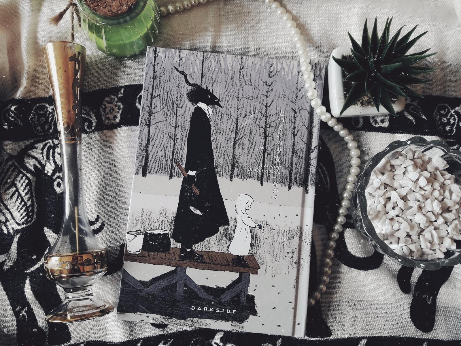 A Menina do Outro Lado vol. 2: simbologias para além da obra