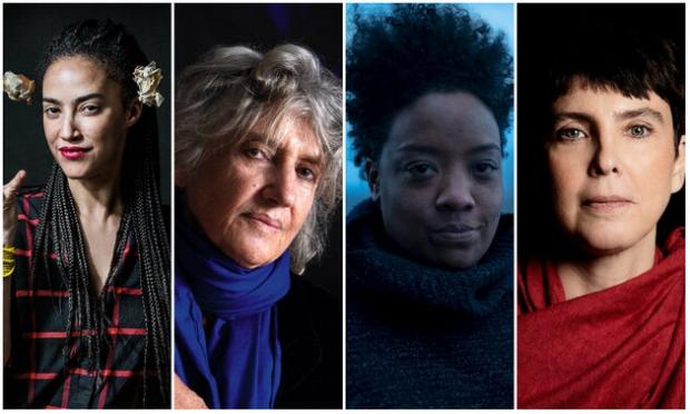 mulheres participantes, FLIP 2019