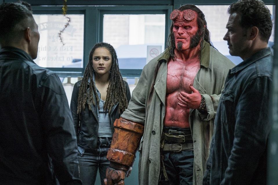 Hellboy: novo filme é divertido e bastante explícito
