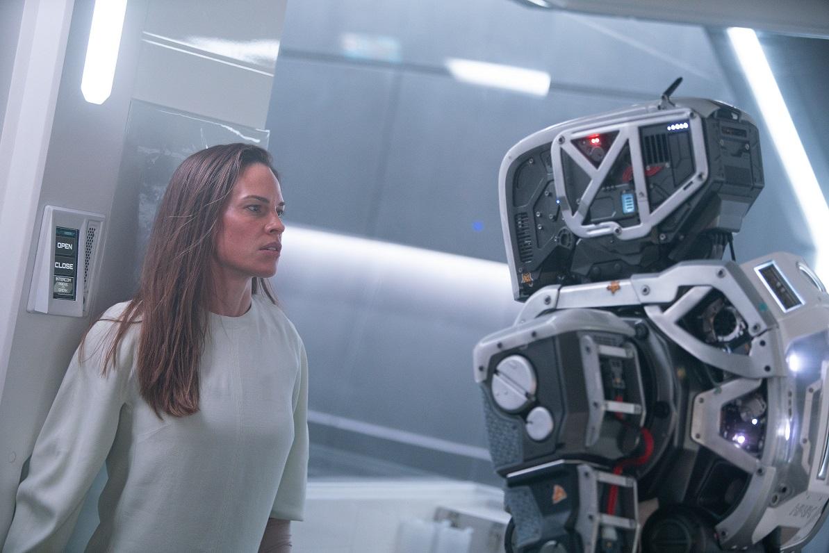 Hilary Swank estrela nova produção da Netflix de ficção científica